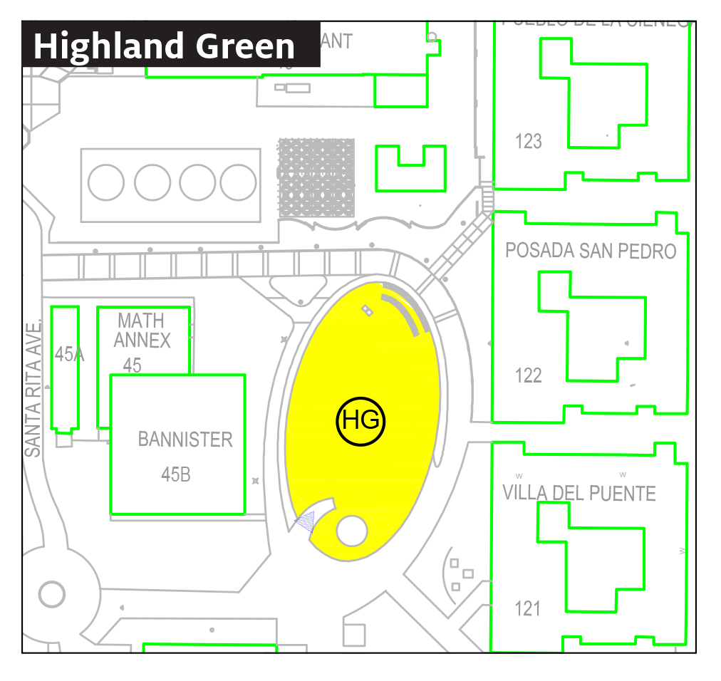 Highland mall map